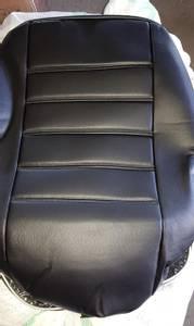 Bilde av Setetrekk i skinn VW Caddy 2004-2015