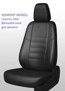 Bilde av VW Crafter 2017-> Setetrekk Standard 1+2