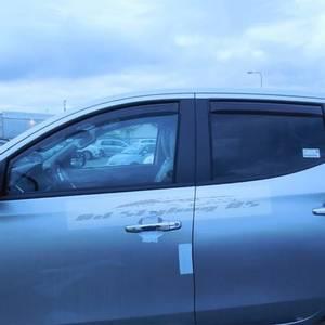 Bilde av Mitsubishi L200 2016-> Vindavvisere 4 stk. Double og singel cab